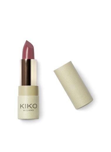 KIKO Milano Green Me Matte Lipstick - 102 Kahve